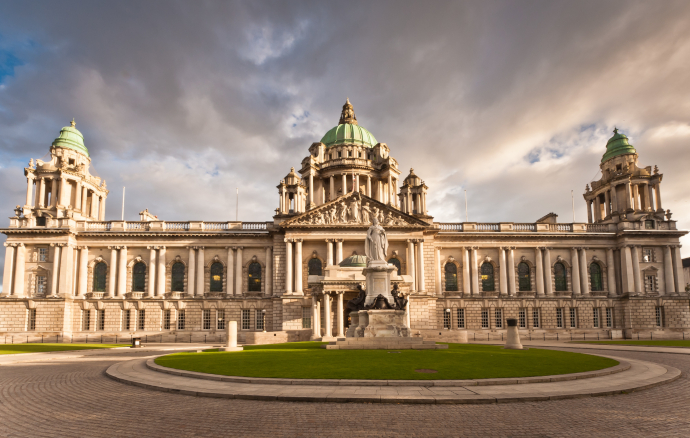 The City Hall is a must-see landmark in Belfast.